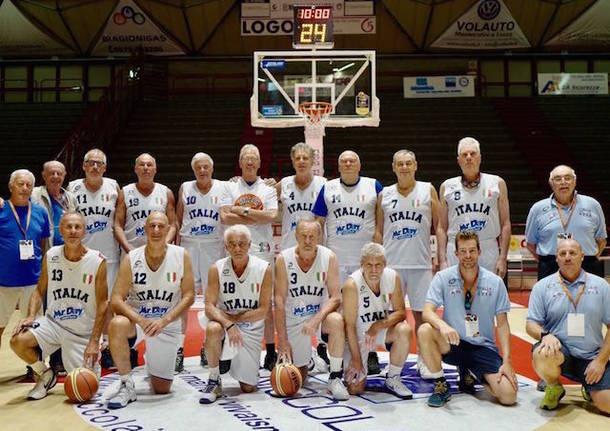 marco veronesi nazionale over basket