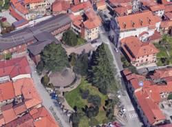 piazza castronno