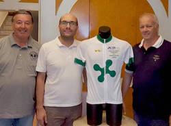 presentazione campionato regionale cronoscalata ciclismo