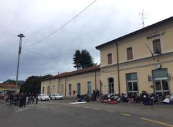 Protesta profughi giorno 2