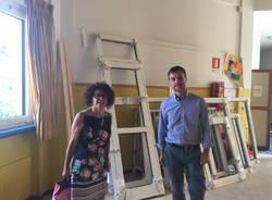 Rostrutturazione per la scuola materna di Bizzozero