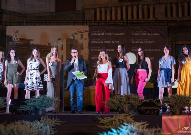 Miss Gallarate chiude in bellezza l'estate del Naga