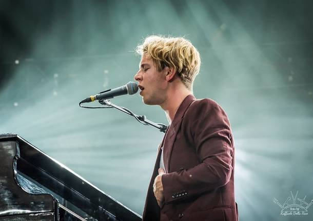 Tom Odell in concerto a Locarno