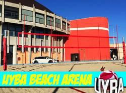 uyba beach arena