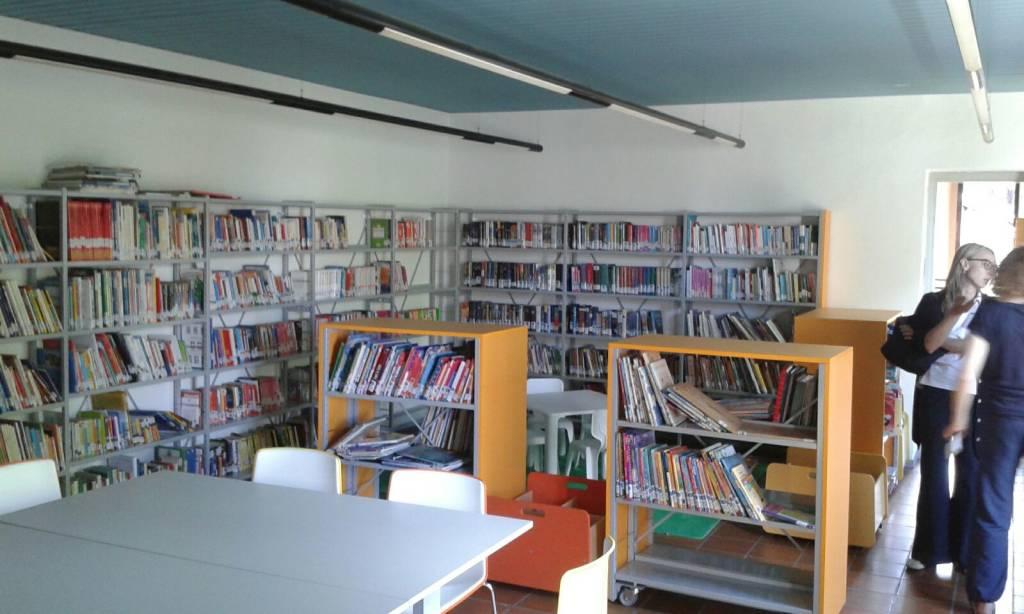 Vedano Olona - Biblioteca, nuovo allestimento