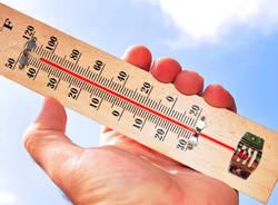 caldo afa alte temperature