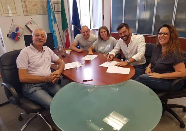 Cislago, new entry in giunta, arriva Fabio Paticella