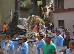 festa della Virgen del Cisne a Bedero Valcuvia