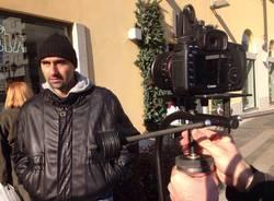 Al Festival di Venezia Giulietti l\'attore, ex bomber dell\'Fbc, protagonista di un film da record