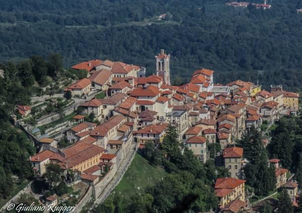 Varese, Campo dei Fiori e dintorni