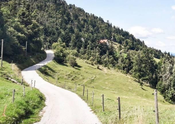Marco Zanini verso l\'Ungheria in bici: sesto giorno