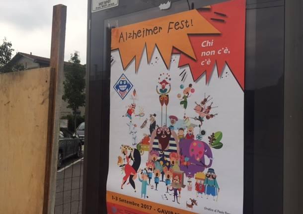 Gavirate si prepara all\'Alzheimer Fest