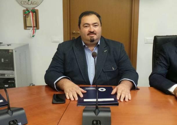 Cislago, si dimette il vicesindaco Luciano Lista