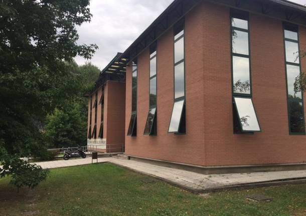 Nella nuova sede della Comunità Montana