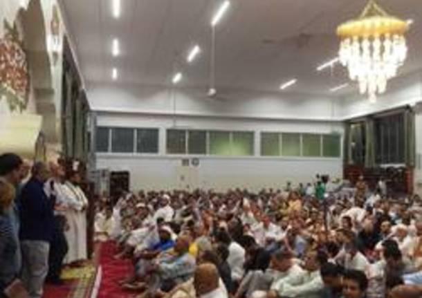 L\'imam di Saronno condanna il terrorismo nel sermone del venerdì
