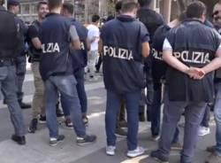 controlli polizia stazione centrale di milano