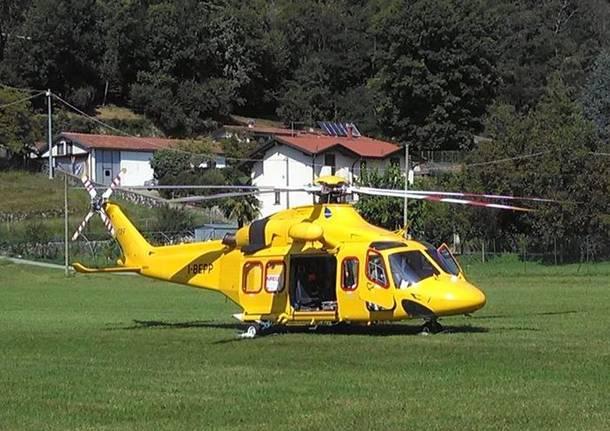 Zaino Elicottero : Notizie di elisoccorso varesenews
