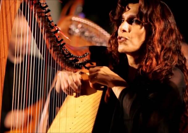 Fabius Constable & Celtic Harp Orchestra