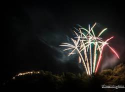 fuochi d'artificio poggio sant'elsa dania guggiroli agosto 2017