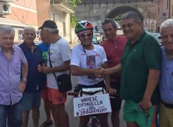giacomo ielardi varese cittadella del capo in bicicletta