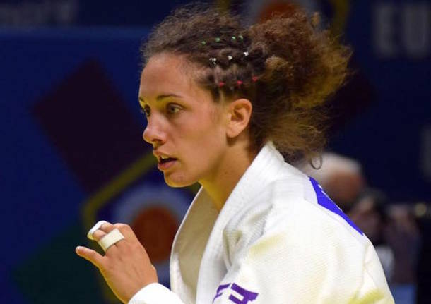 giulia pierucci judo castelletto ticino universiadi