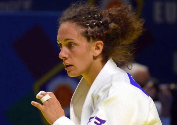 giulia pierucci judo castelletto ticino universiadi