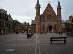 In bici fino in Olanda