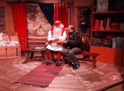 In Vespa a Rovaniemi: l'incontro con Babbo Natale