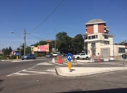 lavori busto arsizio tre ponti ferrovie nord 2017