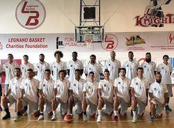 legnano basket FCL 2017 2018