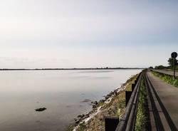 Marco Zanini verso l'Ungheria in bici: quinto giorno