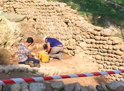 Nuovi scavi archeologici al Monastero di Torba