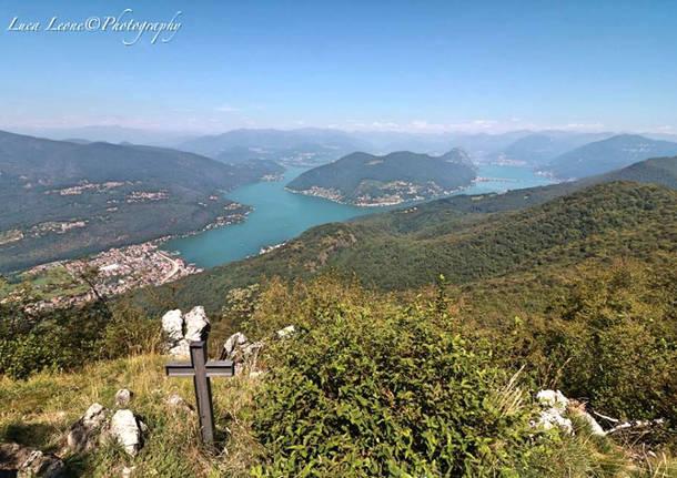 Panorama dal Monte Orsa - foto di Luca Leone