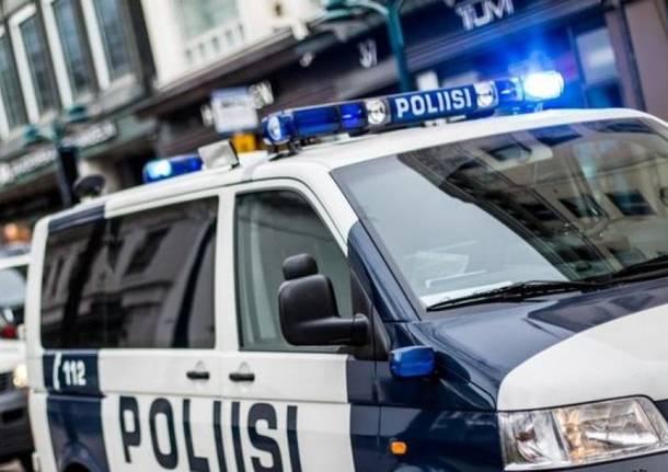polizia finlandia