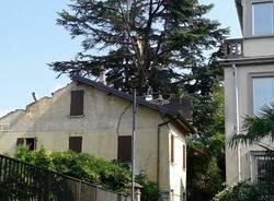 Varese il giorno dopo la tempesta