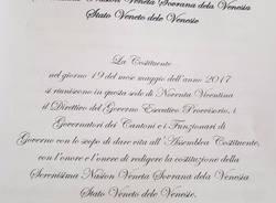 Veneto secessione