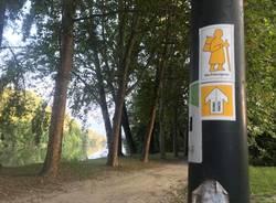 Via Francigena, da Torino a Chivasso