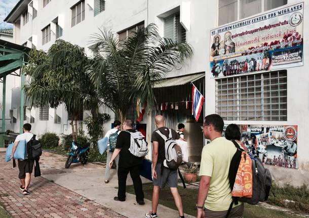 Missione Thailandia: nel quartiere operaio di Bangkok