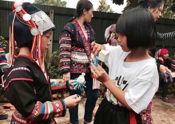 Viaggio in Thailandia: la festa della mamma