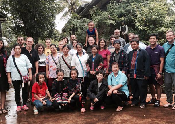 Viaggio in Thailandia: si festeggia la mamma con la tribù Akha