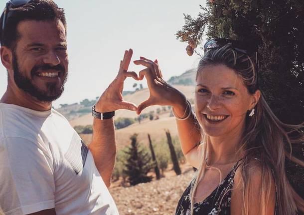 Alice Pasquato si sposa