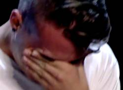 Andrea da Cislago commuove tutti i giudici di X-Factor