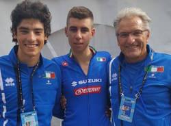 antonio puppio mondiali di ciclismo bergen 2017