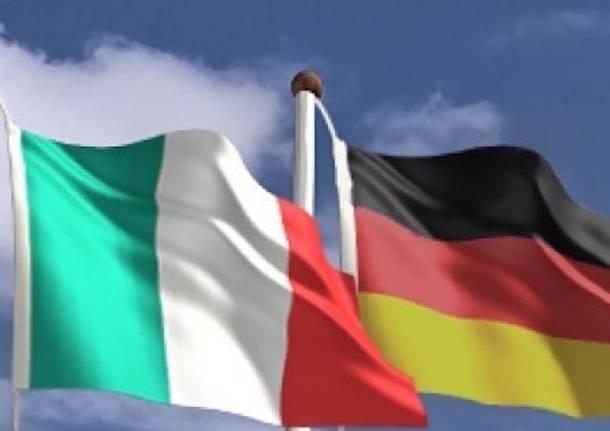 Incontri in Germania dogana