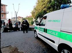 polizia locale unità cinofila