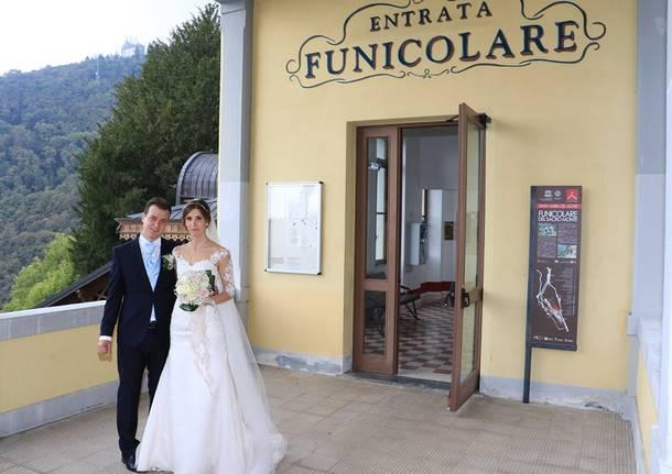 Un matrimonio da funicolare