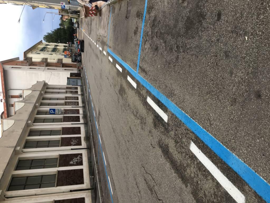Parcheggi blu e umore nero!!!