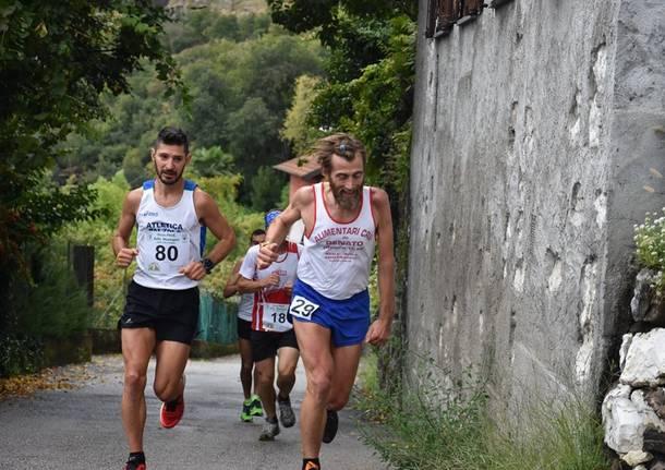 Gran Prix delle Montagne Varesine: tappa a Losa, giro a Schievenin