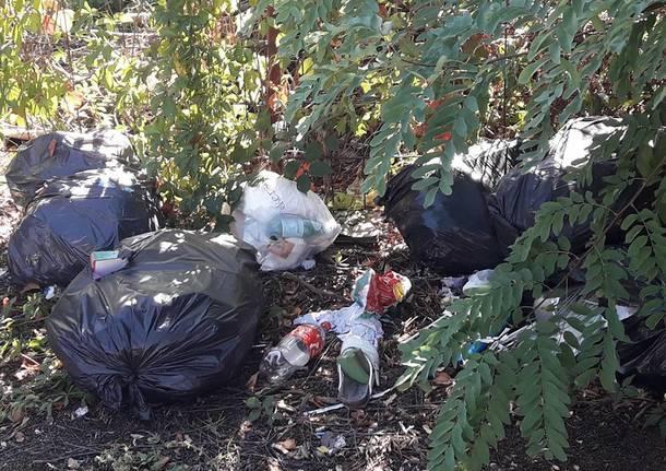 """Per Uboldo: \""""Stiamo diventando il paese dei rifiuti e del degrado\"""""""