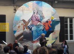 """La musica al servizio delle parole.                       Sabato 16 settembre nello spazio museale della parrocchia ,in via Poscastello 9 a Gallarate, ha avuto luogo la lettura di poesie a cura di Annita Di Mineo e Gabriella Nerini della rassegna """"Poesi"""